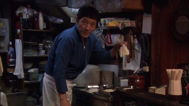 小林薫演じる深夜食堂のマスター