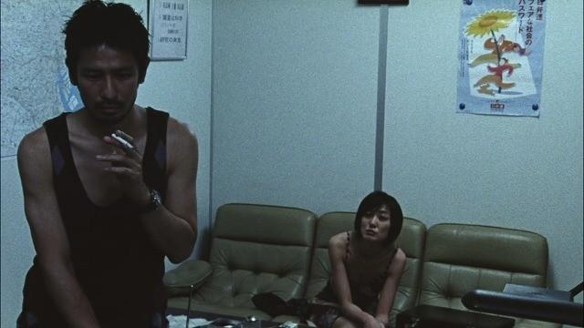 神田の事務所に来たあゆみ