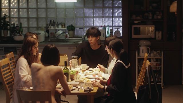 ドラマ 百万円の女たち 食卓を囲む6人