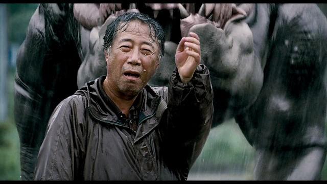 おやじの死 グエムル漢江の怪物