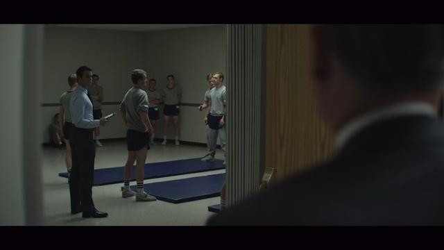 マインドハンター-ロールプレイの授業とホールデン