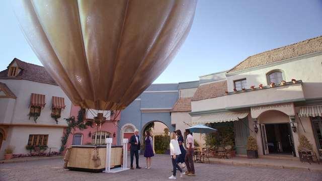 グッドプレイス-気球