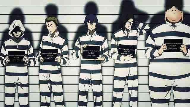 監獄学園 OP