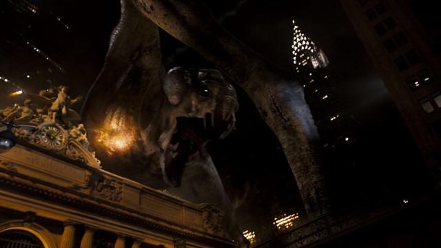 クローバーフィールド-怪獣