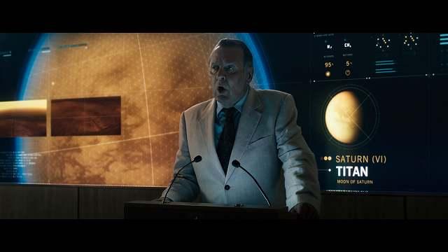 タイタン-科学者