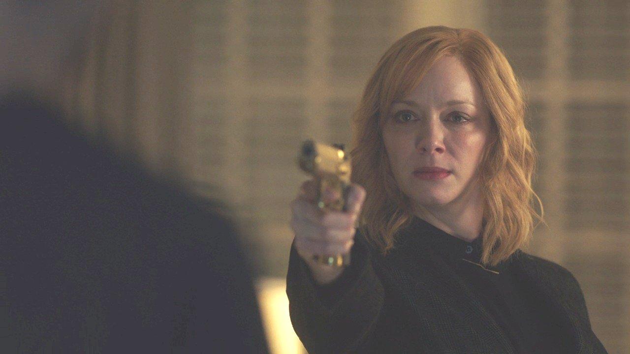 グッドガールズ シーズン2 銃を構えるベス