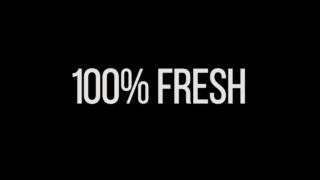 100パーセントフレッシュ