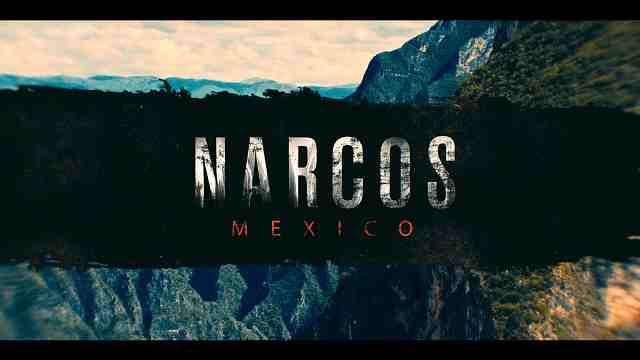 ナルコス-メキシコ編-タイトルNarcos