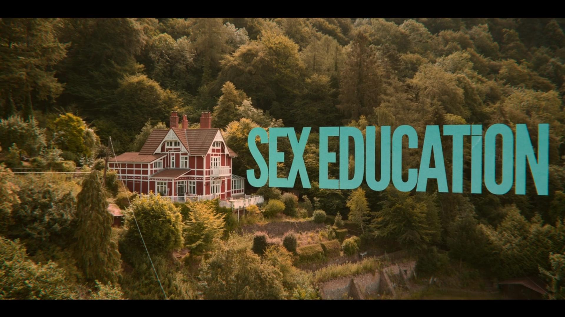 セックスエデュケーション タイトル