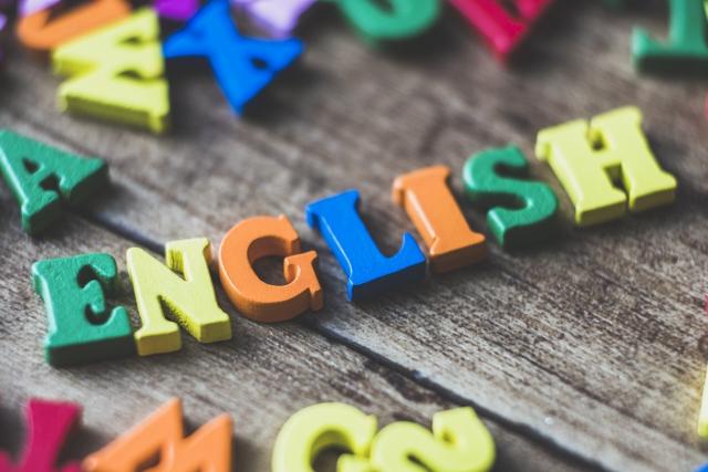 英語English