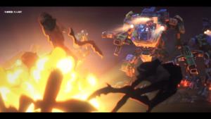LOVE DEATH ROBOTS SUITS