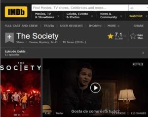 IMdb society