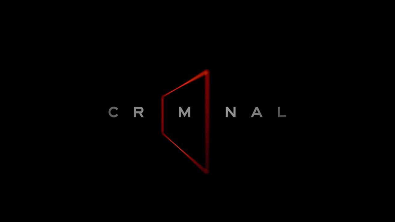Netflixドラマ CRIMINAL