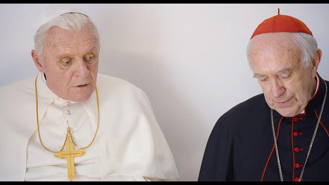netflix 2人の教皇
